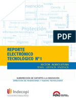 reporte electronico tecnologico