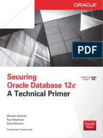 Oracle 12C Seguridad