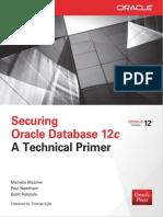 Oracle 12C Seguridad