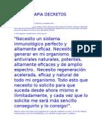 13.-NOESITERAPIA DECRETOS