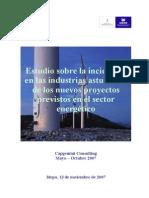 Sector Energético I