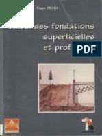 Calcul Des Fondations