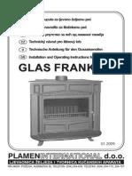 Glas Franklin