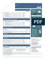 Department of Education Financial Aid Template Shopping Sheet