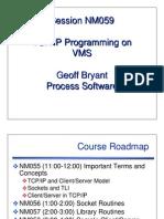TCP/IP Programming on VMS