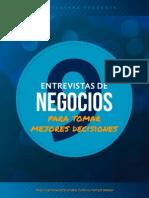 Amex Multitaskers - 9 Entrevistas de Negocios