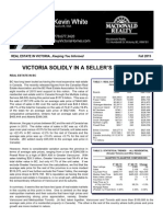 Victoria Real Estate Newsletter Fall 2015