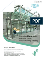 Pilkington Planar Activ Data