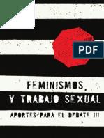 Feminismos y Trabajo Sexual III