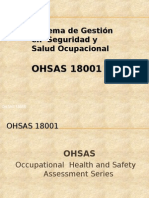 Normas OHSAS 18001