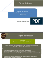 Tutorial Scopus 2014