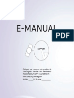 E-manual Tv Samsung