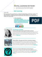 DJLN October 2015 Newsletter
