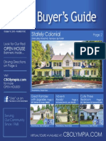 Coldwell Banker Olympia Real Estate Buyers Guide October 10 2015