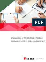 Evaluación de ambientes de trabajo