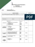 Temario Procesos Metalurgicos II