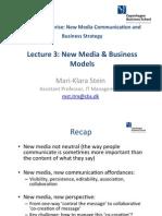 L3 Digital Ent Models Strategy