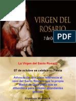 La Virgen Del Santo Rosario
