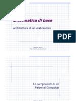Architettura PC