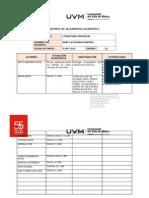 Formato Reporte Academico