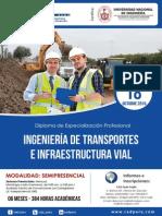 Diplomado Infraestructura Vial