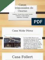 Casas Patrimoniales de Osorno