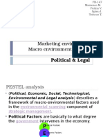 MK Political Legal Fctor