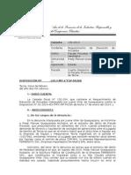 Ds Infundado 132-2014 Falsedades y Fraude Procesal