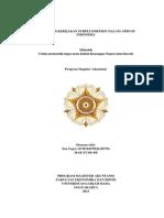 Memahami Kebijakan Surplus (Defisit) Dalam APBN Di Indonesia