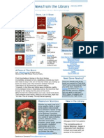 Newsletter Jan 2009