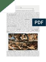 La Diáspora de Los Manieristas Después Del Saco de Roma