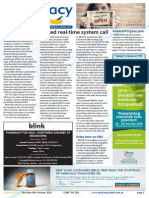 Pharmacy Daily for Thu 08 Oct 2015 - Call for national real-time system, kidsSINGLEQUOTE medicine recall, CMA welcomes TPP, NPSA and much more