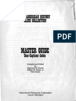 American History Slide Set Master Guide
