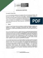 Proyecto Ley Estampilla Pro UNITROPICO