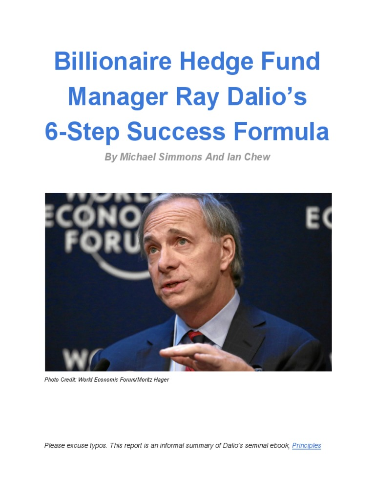 ray dalio principles pdf free download