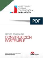 Codigo Tecnico de Construcion Sostenible