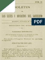 Maipu Creacion Del Municipalidades y Ley  de Comuna Autónoma