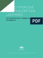 Cómo y Por Qué Insertar ERP en Las PYMEs