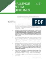 FIVB-DeV- 2015 Challenge System Guidelines