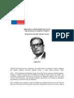 Biografia de Salvador Allende Gossens