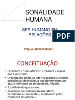 Personalidade Humana 1