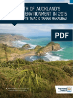 State of Environment Report 2015 Pt 1