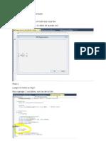 Tutorial de un Contador en Visual Studio