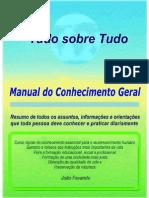 155172395 Livro TudoSobreTudo Manual Do Conhecimento Geral Cópia