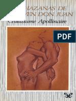 Apollinaire, Guillaume - Las Hazanas de Un Joven Don Juan