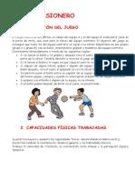 balón prisionero y otros juegos