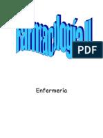 Farmacologia Enfermeria IV