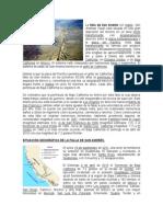 Falla de San Andrés