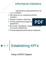 Dung SIPOC Xay Dung KPI