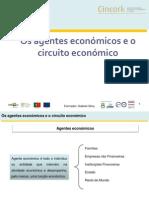 Agentes Economicos e Atividades Economicos